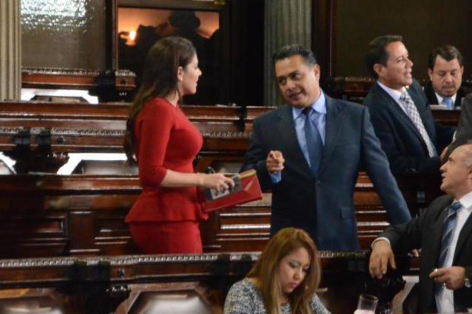 Patricia Sandoval aspira sustituir a Javier Hernández como jefa de bancada. El Tribunal de Honor del partido inició un proceso para dejarla fuera. (Foto: Archivo/Soy502)