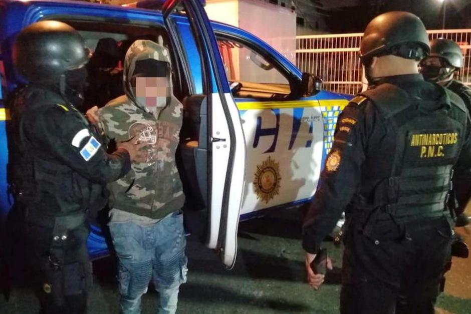 Uno de los detenidos en los disturbios del #28N tiene Covid-19. (Foto: PNC)