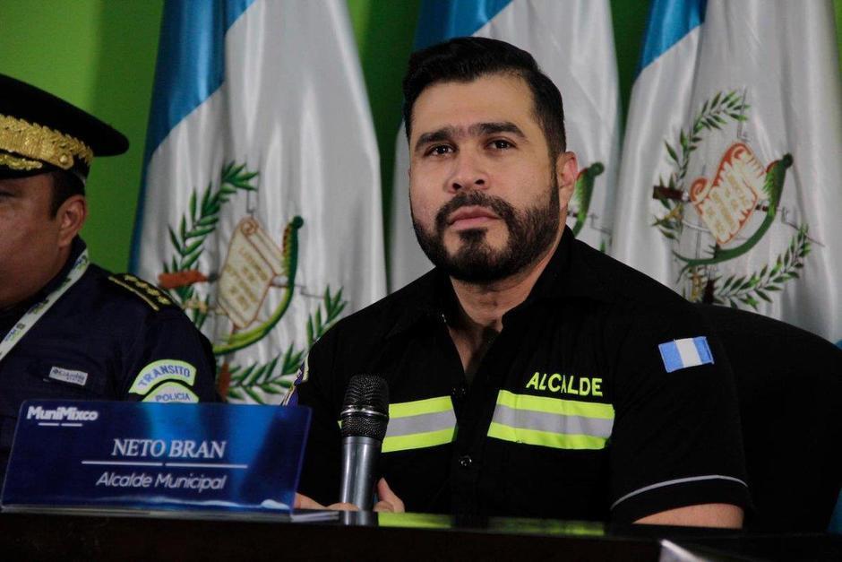 El alcalde de Mixco asegura que la FECI quiere arremeter en su contra. (Foto: Archivo/Soy502)