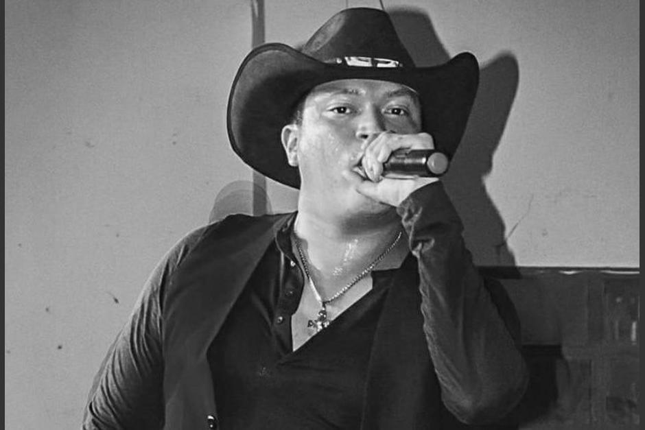 El cantautor murió por la gravedad de las lesiones durante la madrugada de este lunes (Foto: Facebook)