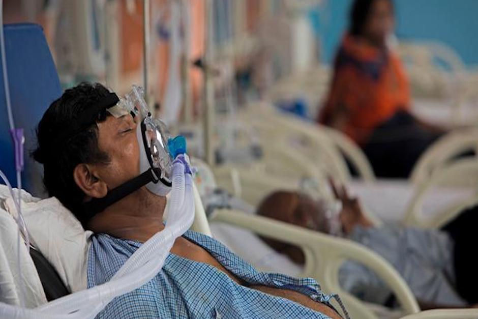 Por misteriosa enfermedad hospitalizan a 300 en India