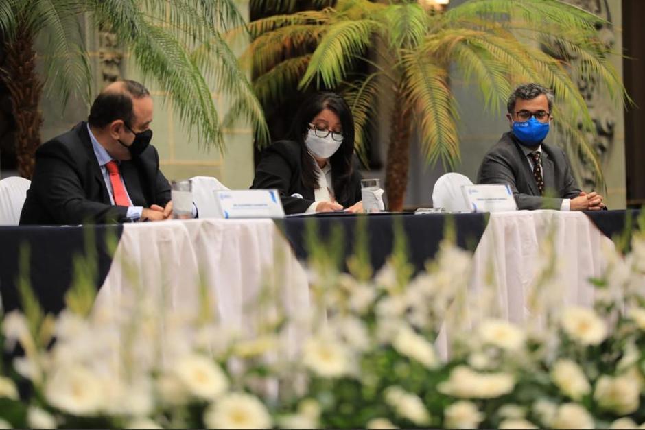 Este programa forma parte de la Cruzada Nacional por la Nutrición. (Foto: Gobierno de Guatemala)