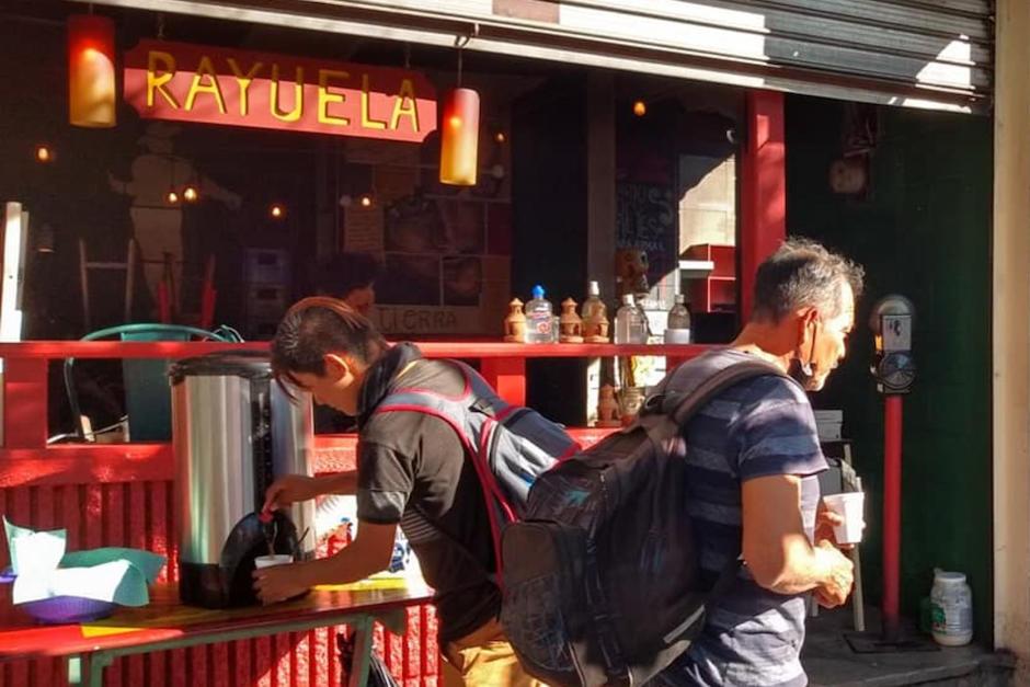 """Rayuela vuelve a ofrecer su """"Café pendiente"""", luego de la adversidad. (Foto: Café Pendiente Rayuela)"""