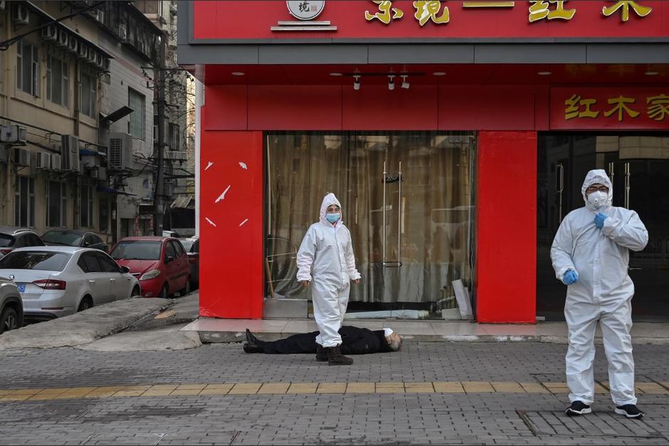 La entidad buscará establecer el origen puntual de enfermedad que se propagó por el mundo. (Foto: AFP)