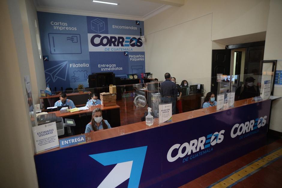 Correos reactiva envío de paquetería a nivel internacional. (Foto: Archivo/Soy502)