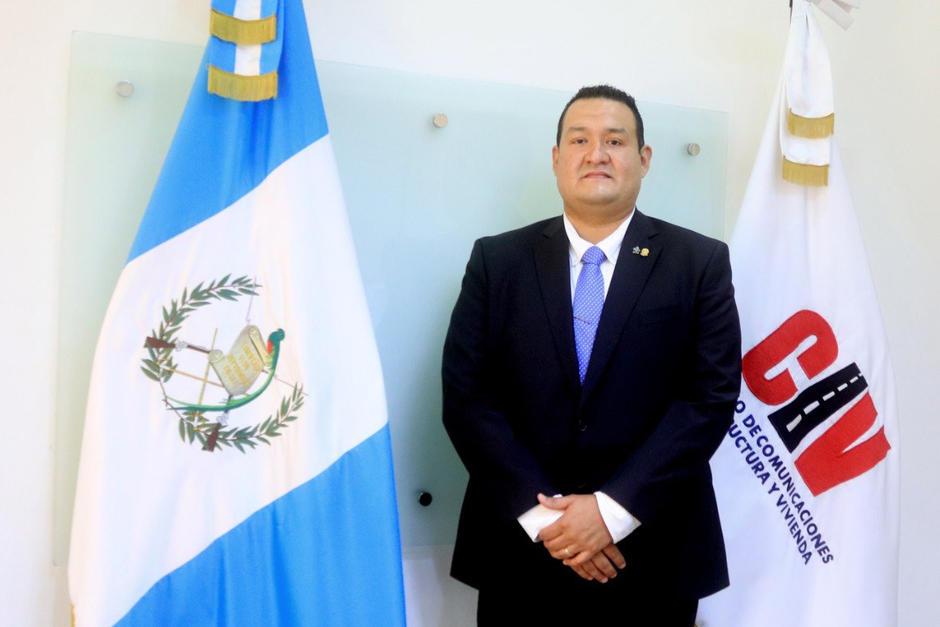 El Ministerio de Comunicaciones destituyó al jefe de la SIT, José Fernando Monterrosa Mezel, el pasado 23 de diciembre. (Foto: Ministerio de Comunicaciones)