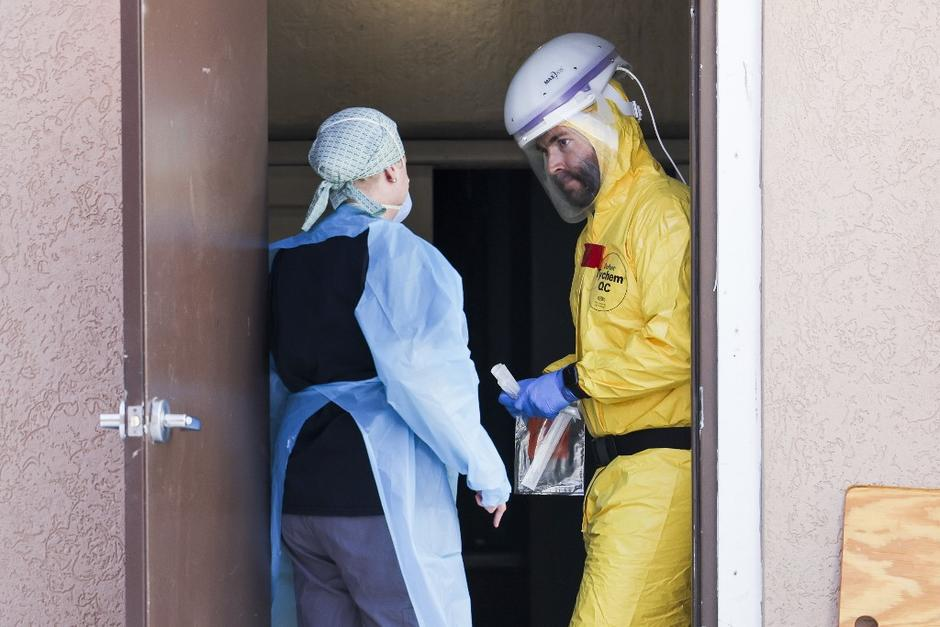 La OMS considera que el Covid-19 sólo es el principio de una ola de pandemias que pueden afectar al mundo. (Foto: AFP)