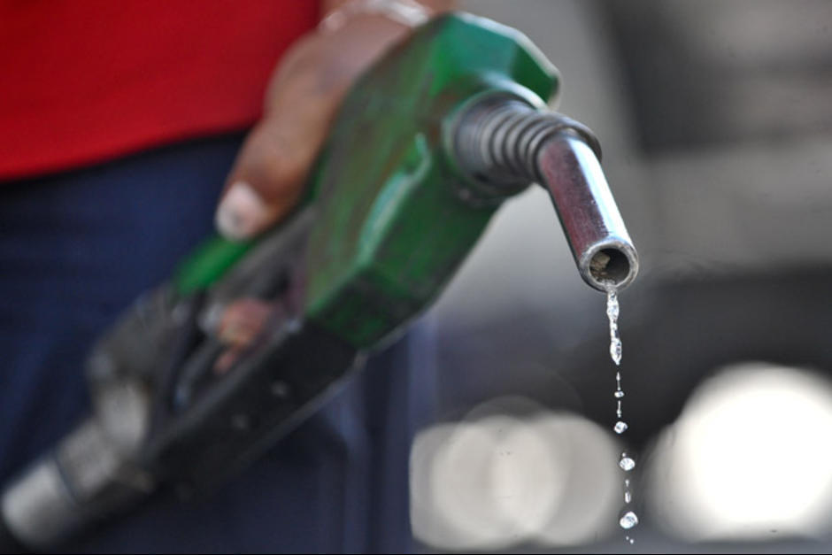 El precio de la gasolina siguió incrementándose. (Foto: Archivo/Soy502)