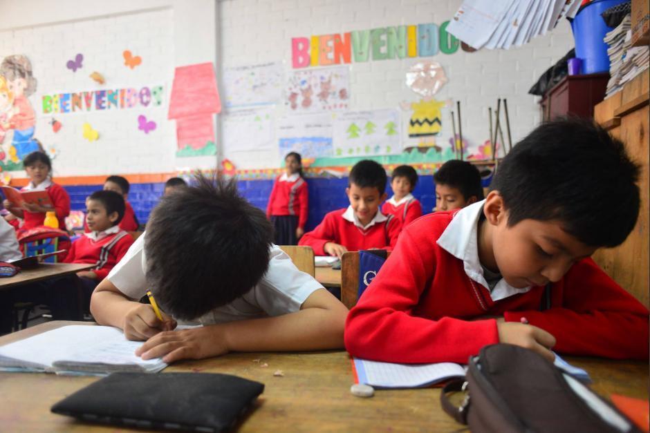 Los estudiantes regresarán a clases el próximo miércoles. (Foto: Archivo/Soy502)