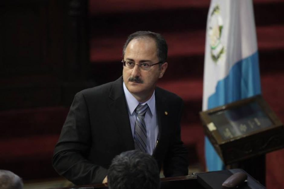 Pedro Muadi está acusado de lavado de dinero, peculado por sustracción y asociación ilícita. (Foto: archivo/Soy502)