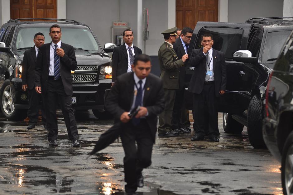 La SAAS será la responsable de dar seguridad a los presidentes y jefes de Estado que acudan a la transición de mando. (Foto: Archivo/Soy502)