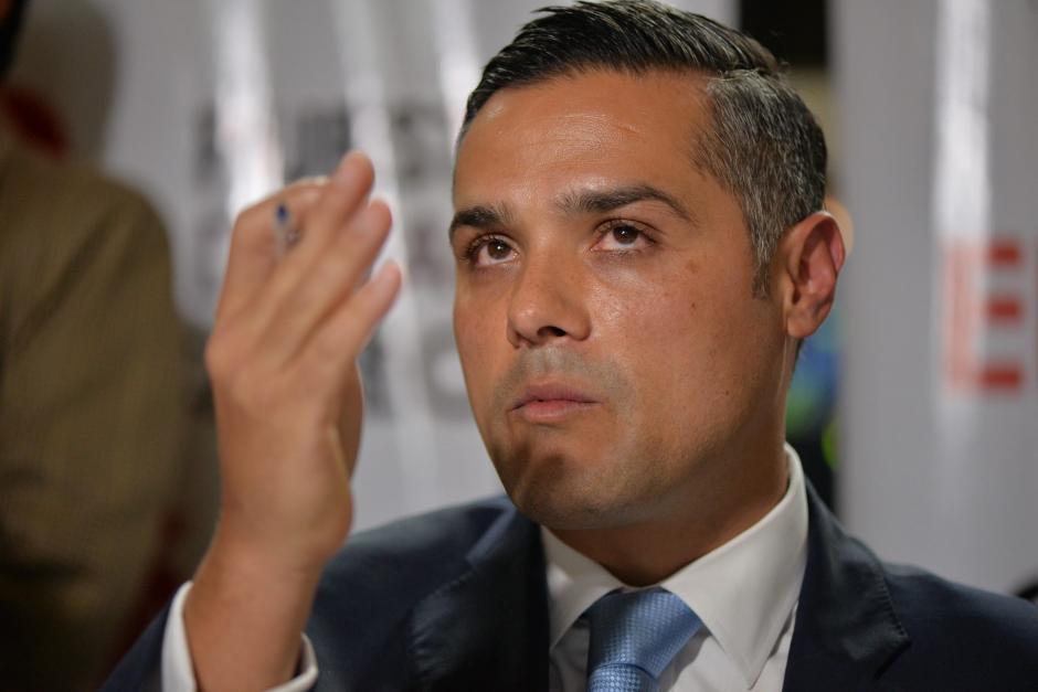 El diputado Luis Hernández Azmitia fue designado como consejero de Guatemala en la OEA. (Foto: Archivo/Soy502)