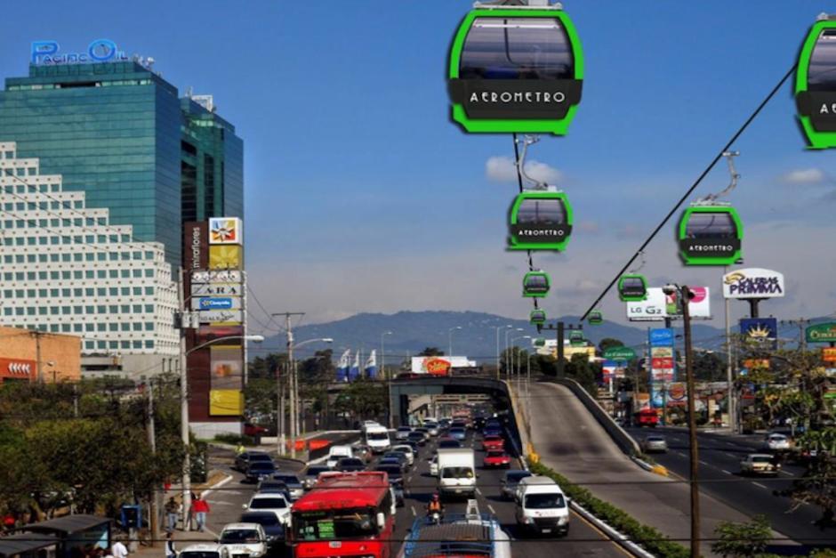 La comuna espera que no supere 1 quetzal por cada kilómetro recorrido (Foto: Municipalidad de Guatemala)
