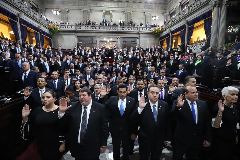 En la nueva legislatura habrá 129 hombres y 31 mujeres. (Foto: Congreso)