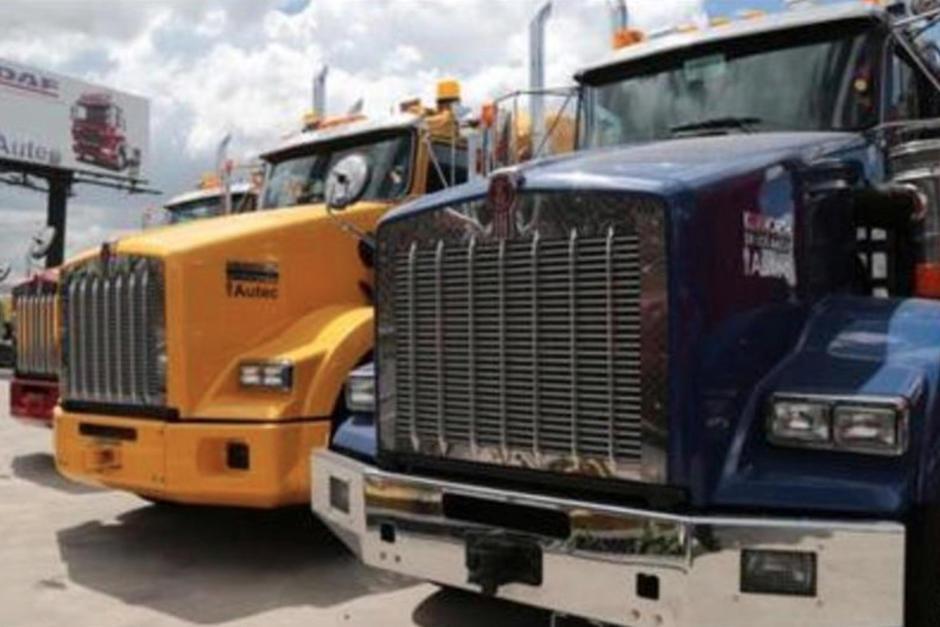 Los transportistas amenazan con ir a paro. (Foto: Oficial)
