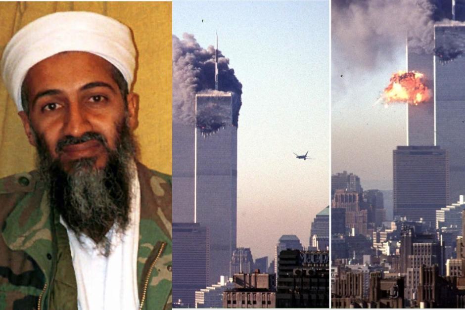 El nombre de Osama Bin Laden se popularizó para bautizar así a los varones después de los atentados de 2001. (Fotos: archivo de El Clarín y ElPaís)