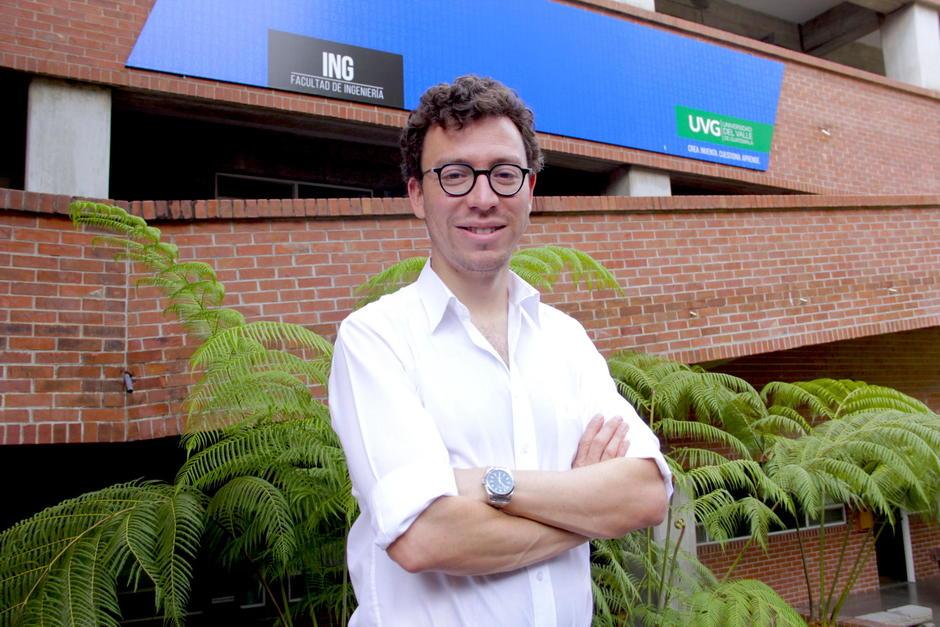 Luis von Ahn es uno de los científicos de la actualidad más admirados alrededor del mundo. (Foto: Fredy Hernández/Soy502)