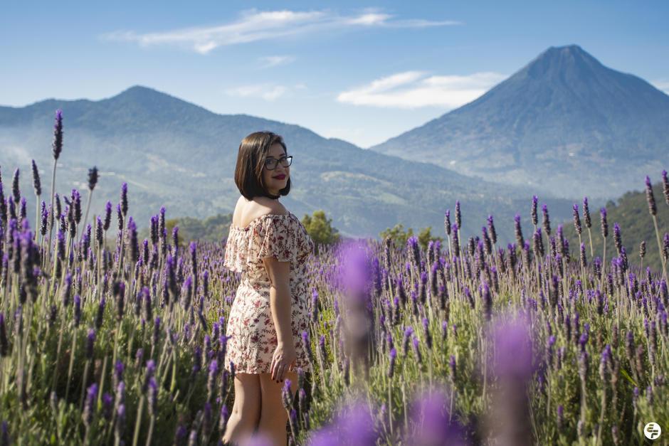 Los Jardines de Provenza es un sitio que te enamorará cerca de Antigua Guatemala. (Foto: Instagram @enfocogt)