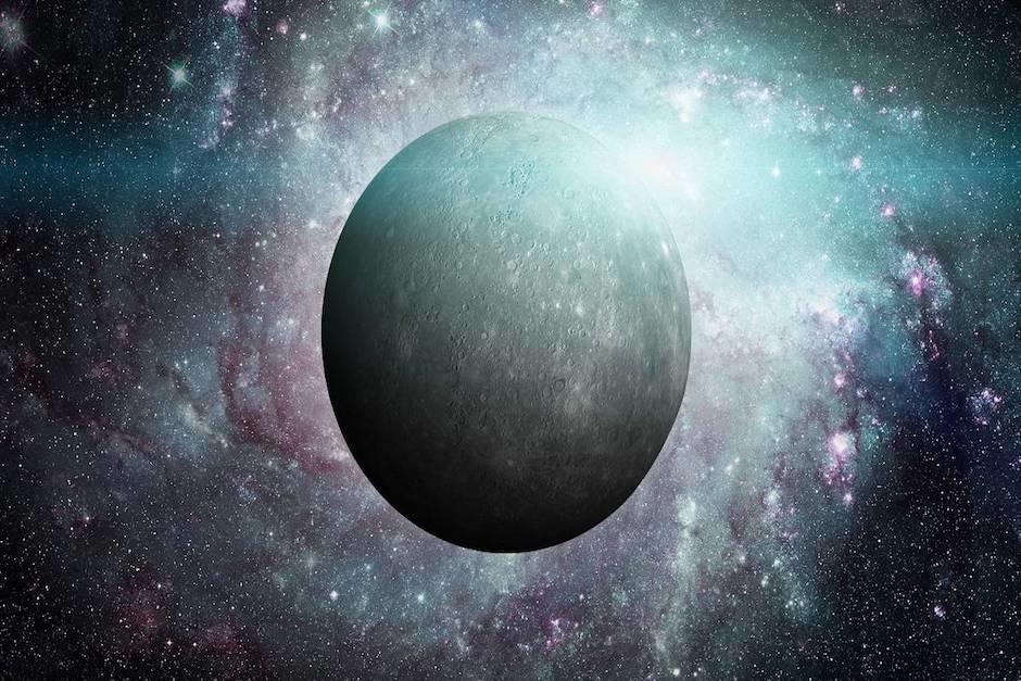 La dificultad para verlo radica en que se mueve en un plano muy similar al de la Tierra y el Sol (Foto: La Bioguía)