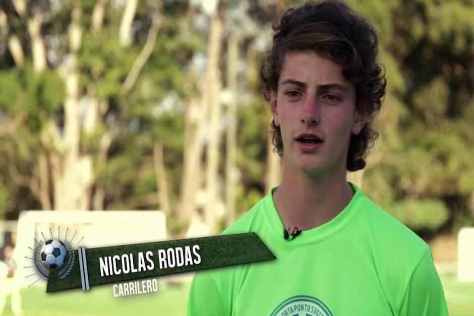El joven de 21 años participará en la temporada de 2019-2020 (Foto: YouTube)