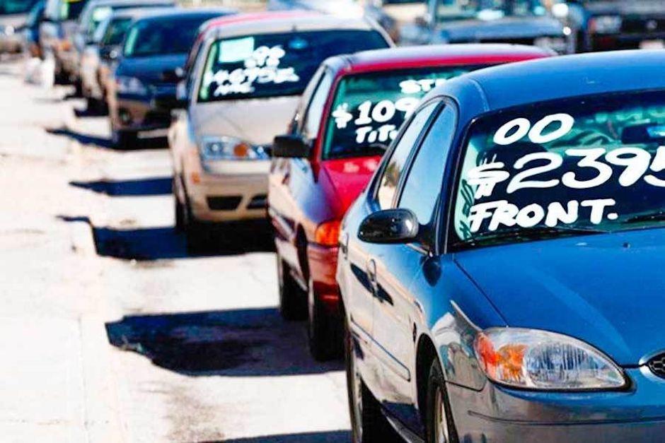 Debes tener cuidado para no acabar comprando un auto con un severo daño en su estructura (Foto: La Opinión)