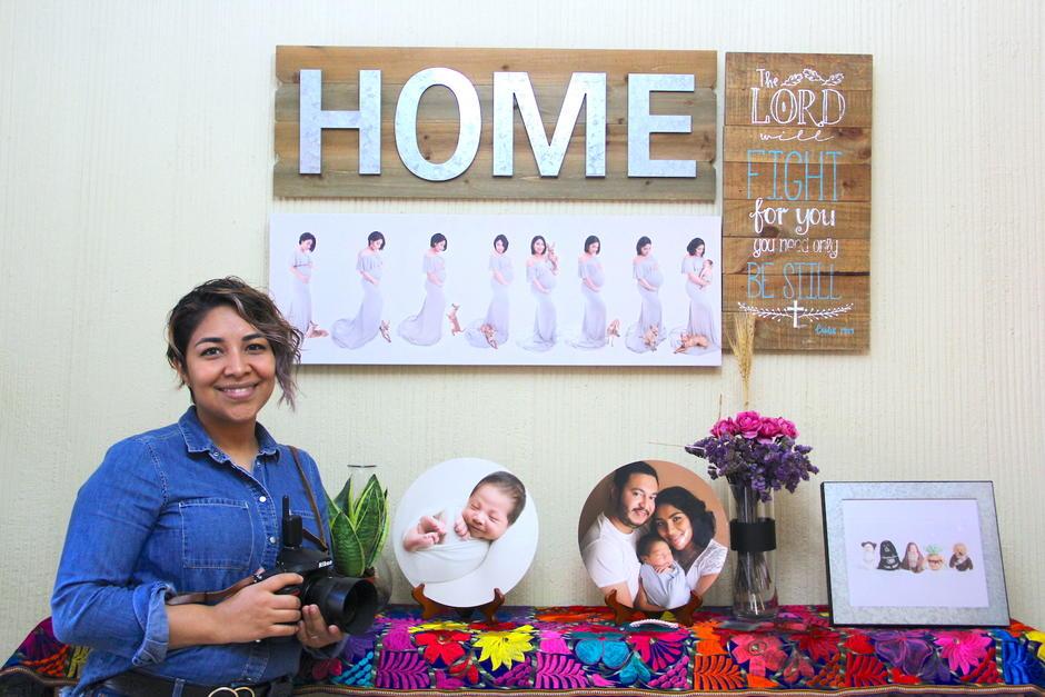Ana Lucía ha incursionado en el mundo de la fotografía que ha tenido gran aceptación en Guatemala. (Foto: Fredy Hernández/Soy502)