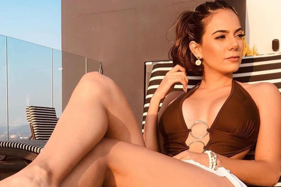 Rodas fue una polémica Miss Guatemala. (Foto: Instagram)
