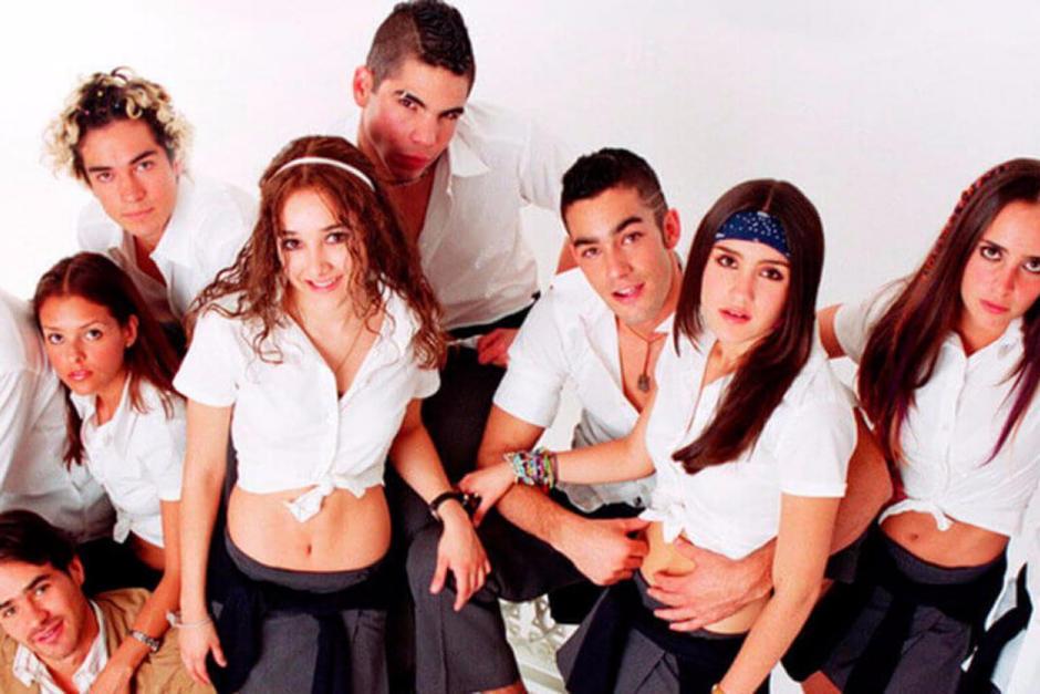 El elenco juvenil enamoró a miles de seguidores de la novela. (Foto: Oficial)