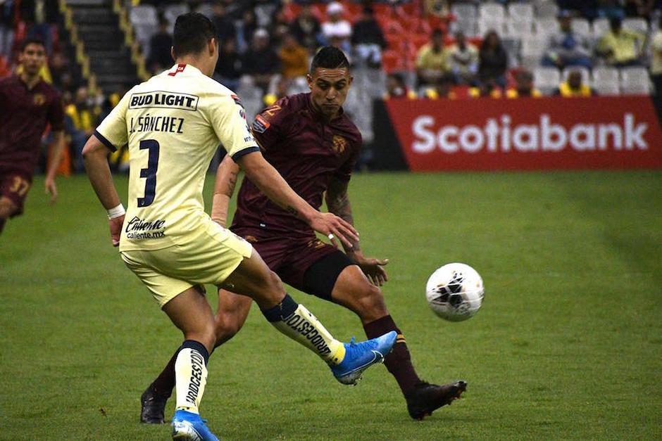 El primer tiempo terminó empatado a 0 goles. (Foto: Rudy Martínez/Soy502)