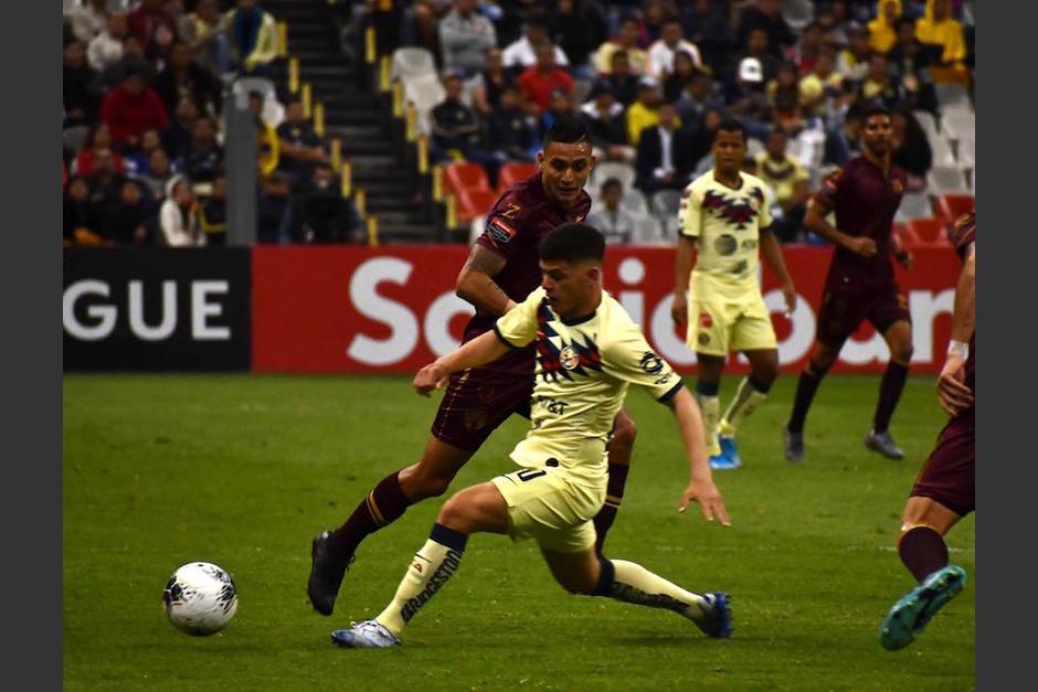 Comunicaciones llegó al minuto 75 ganando el encuentro. (Foto: Rudy Martínez/Soy502)
