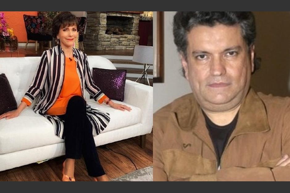 Sergio Andrade habló con detalles sobre su relación con Chapoy (Foto: Radio Fórmula)