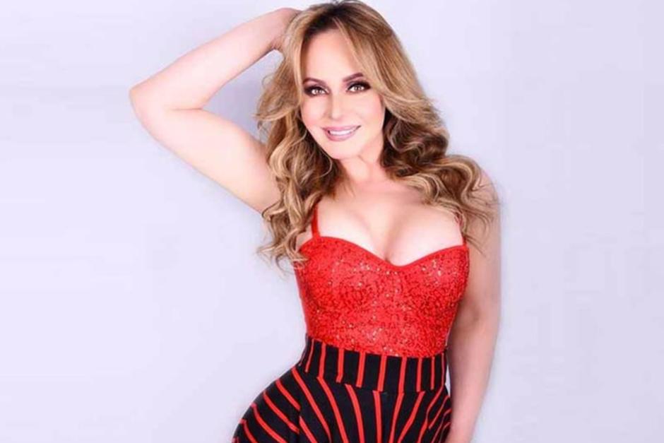 Gabriela Spanic posó sin ropa. (Foto: Instagram)