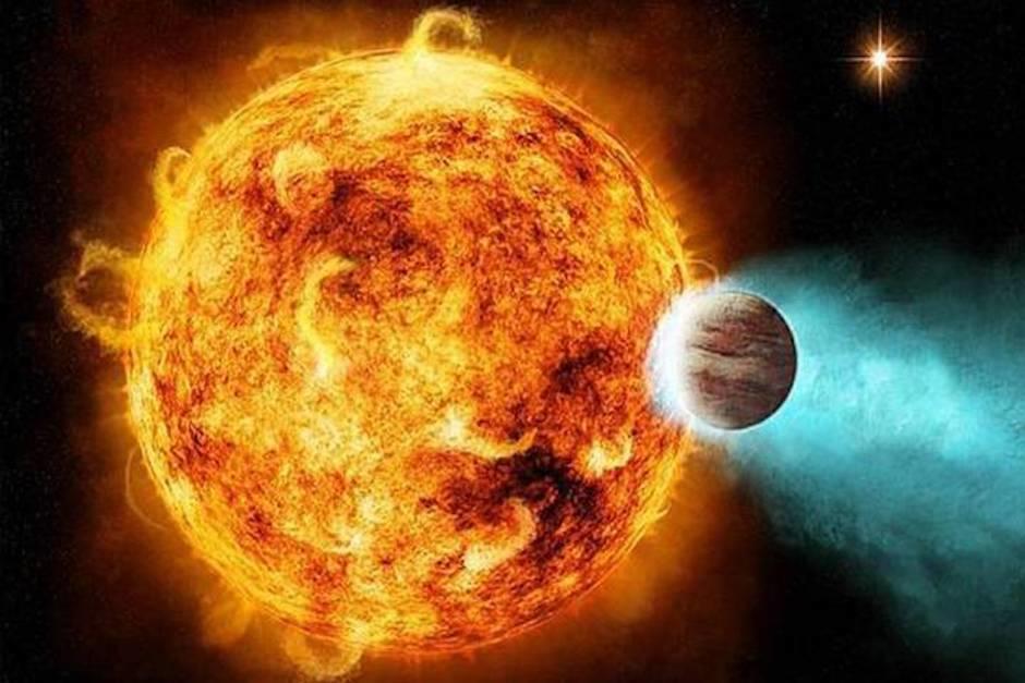 Ese tipo de acontecimientos, según los cálculos, tendría lugar aproximadamente una vez cada mil millones de años en cada sistema planetario (Foto: Mystery Planet)