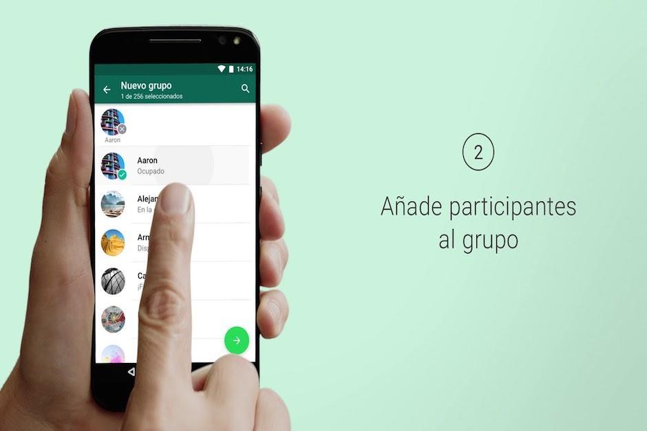 La falla permite que los chats de grupos privados en WhatsApp se puedan encontrar mediante el buscador de Google (Foto: YouTube)