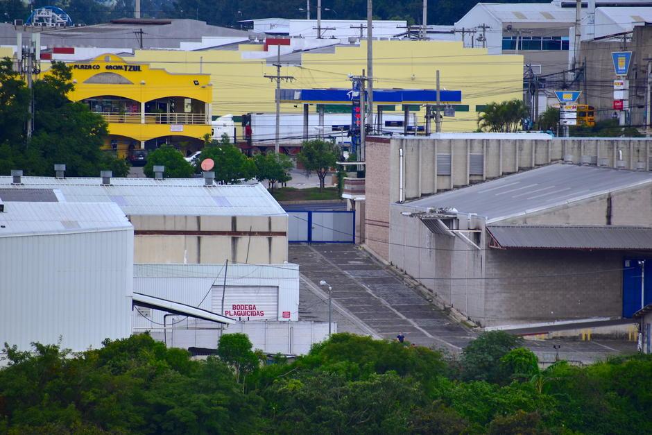La salida de la VAS estará en el sector de la 42 calle de la calzada Atansio Tzul. (Foto: Fredy Hernández/Soy502)