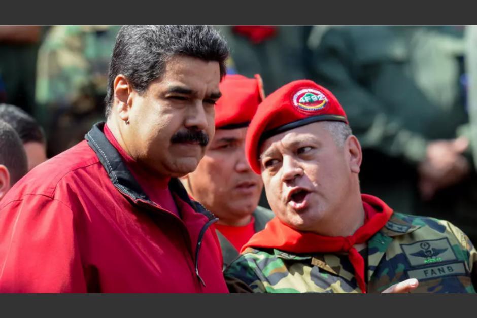 Diosdado Cabello, número dos del régimen, anunció que tiene coronavirus — Venezuela