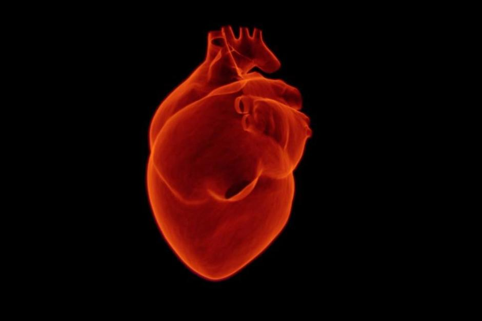 El corazón también puede verse afectado por el Covid-19. (Ilustración: PxHere)