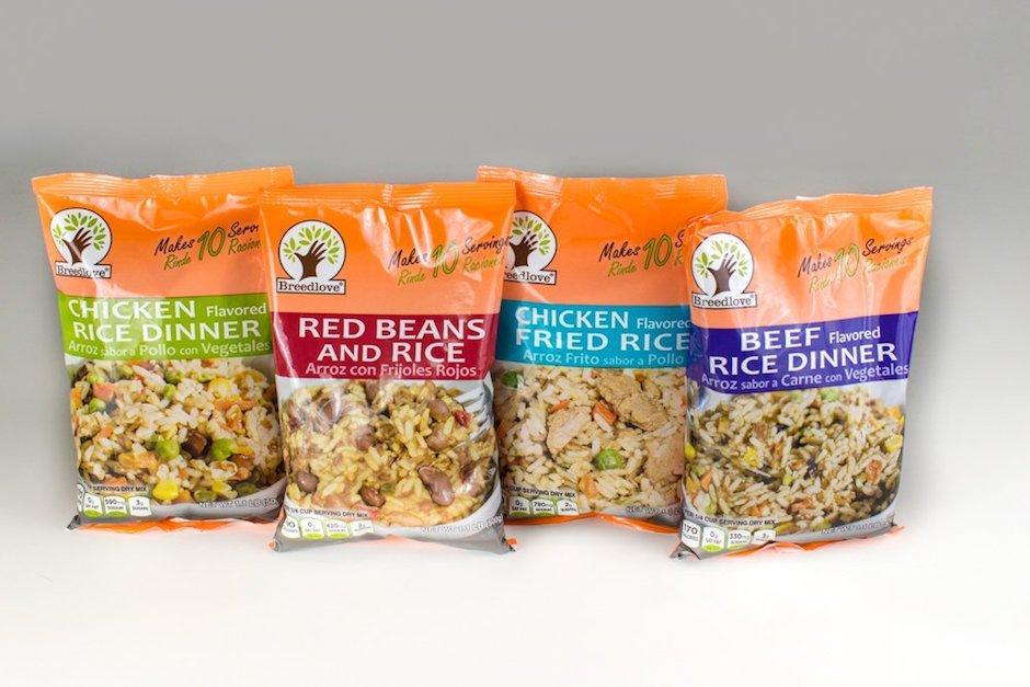 La empresa adjudicada importó cada bolsa de arroz a un precio de Q12.7, pero la vendió al Estado a Q32 (Foto: Breedlove Food Inc)