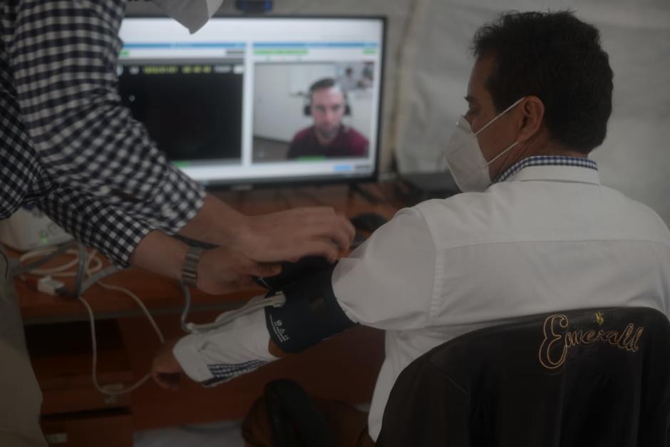 Este centro cuenta con un nuevo equipo para el diagnóstico de los pacientes. (Foto: Wilder López/Soy502)