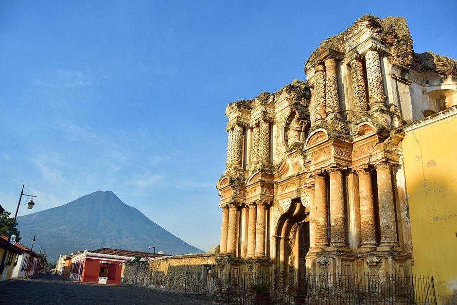 Antigua Guatemala es uno de los centros turísticos más atractivos para el país a nivel nacional e internacional. (Foto: Fredy Hernández/Soy502)