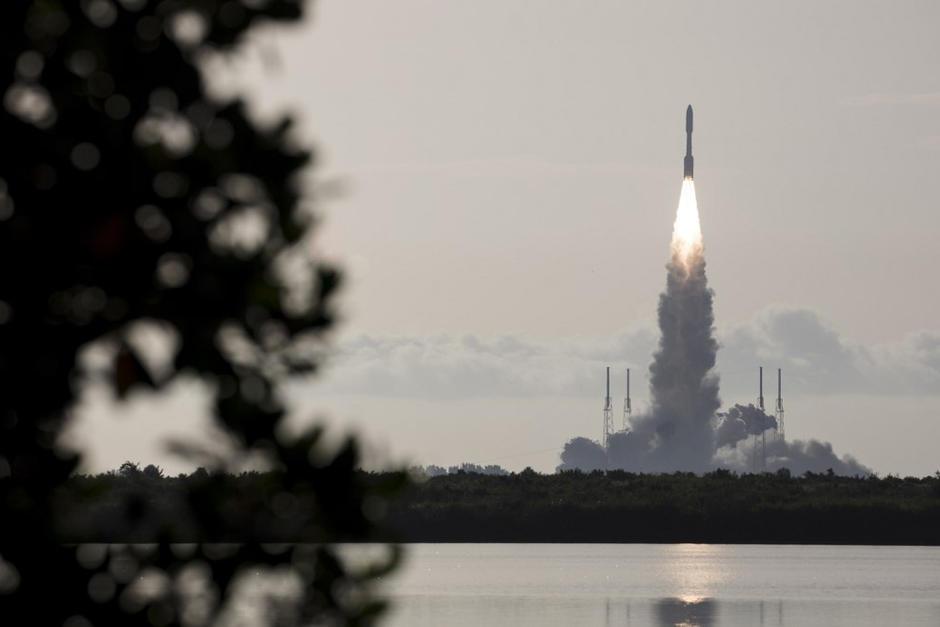 El rover recorrerá cerca de 480 millones de kilómetros y aterrizará en Marte. (Foto: AFP)