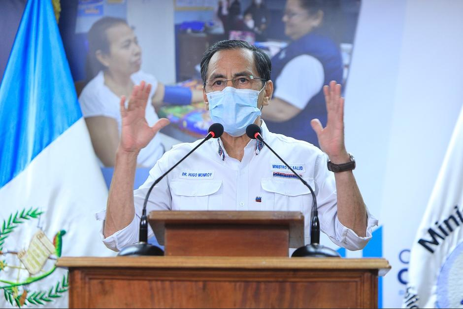 Ministerio de Salud anuncia 421 nuevos contagios de Covid-19