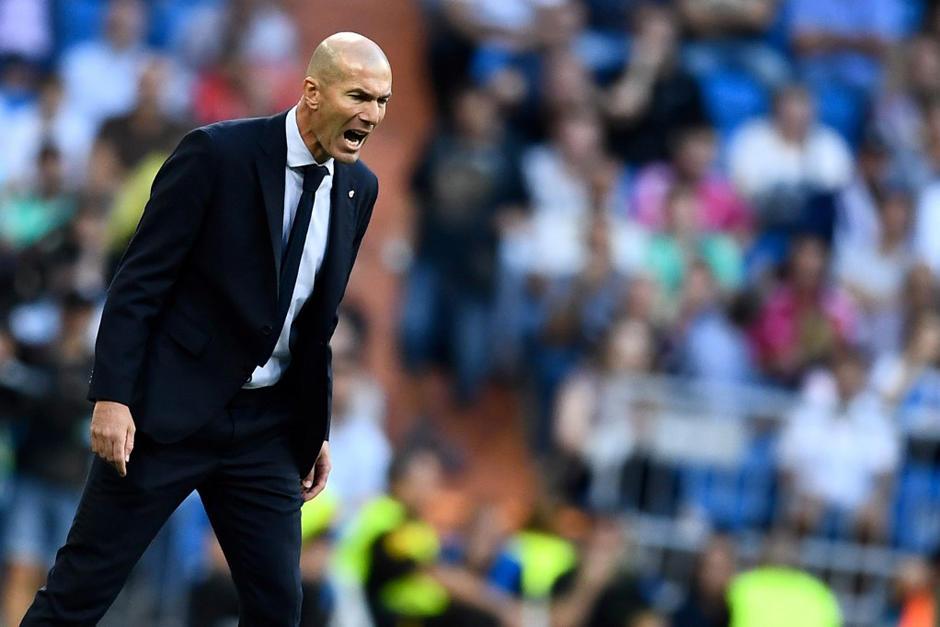 Bronca de Zidane en el vestuario contra jugadores del Real Madrid | Soy502