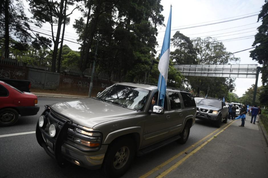 Esta es la segunda manifestación de este tipo. (Foto: Wilder López/Soy502)