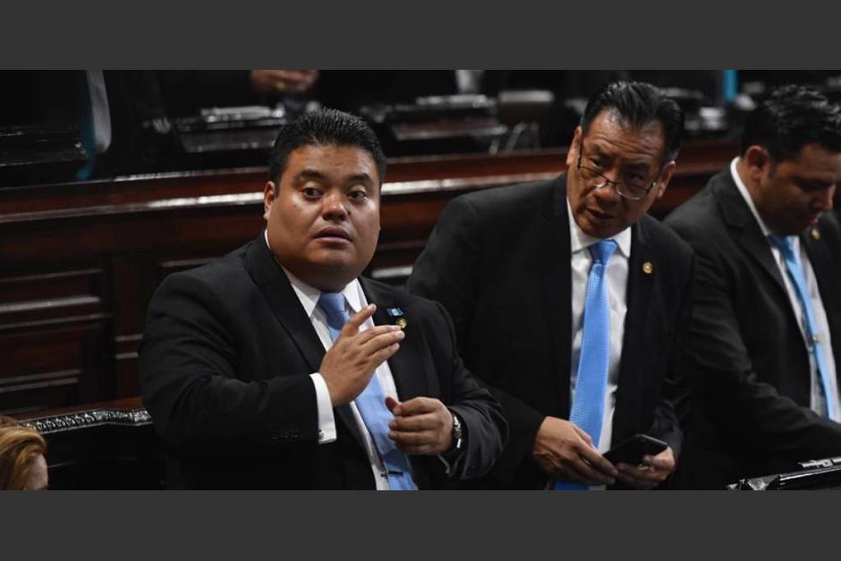 El Congreso presidido por Allan Rodríguez no envió a la CC el expediente original del antejuicio en contra de cuatro de los magistrados titulares de ese organismo. (Foto: archivo/Soy502)