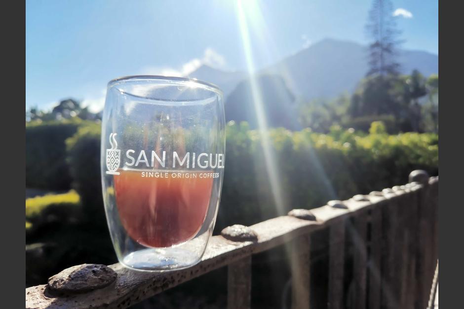 Un tour por la finca El Tempixque, para descubrir más sobre el café San Miguel. (Foto: Fernando Pinetta)
