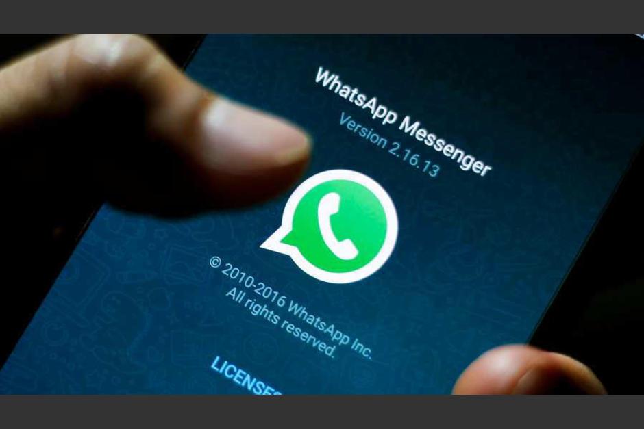 WhatsApp es la favorita de muchos, pero no es la única en el mercado. (Foto: elsalvador.com)