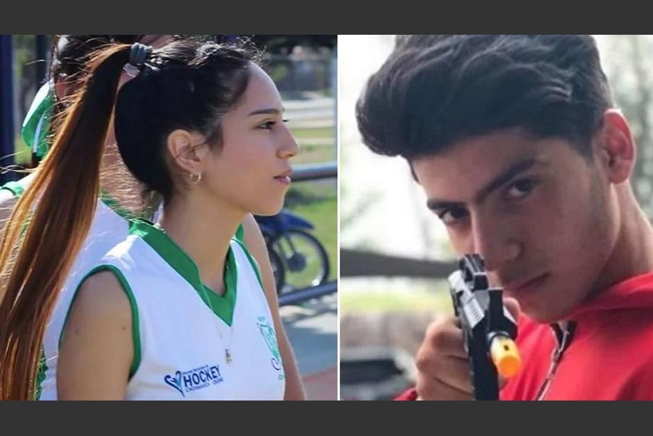 Brenda Gordillo, de 24 años, fue asesinada por su novio, Naim Vera, de 19 años (Foto: El Libreal)