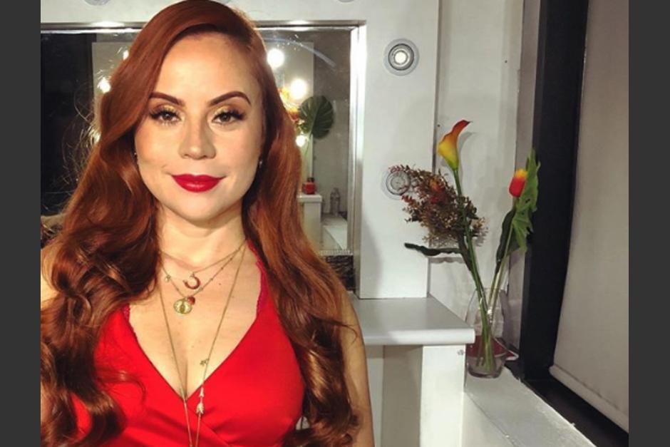 Susana MorSusana Morazán no ha temido publicar cómo lucía hace 20 años. (Foto Instagram)