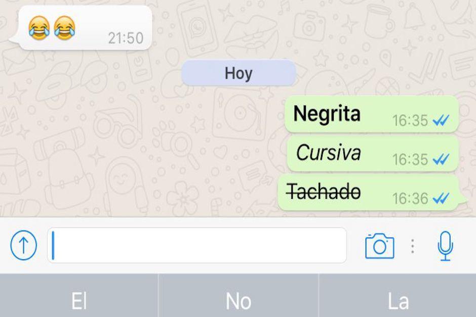 No existe ninguna guía dentro de WhatsApp que te informe la manera de activarlo (Foto: cadena ser)